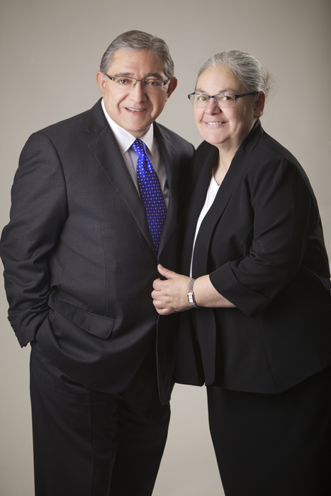 Bishop Andy and Nancy Provencio