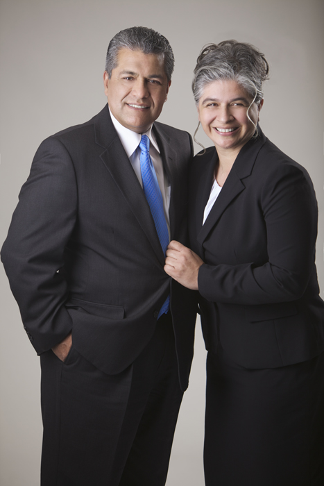 Bishop Felipe A. and Rose Salazar