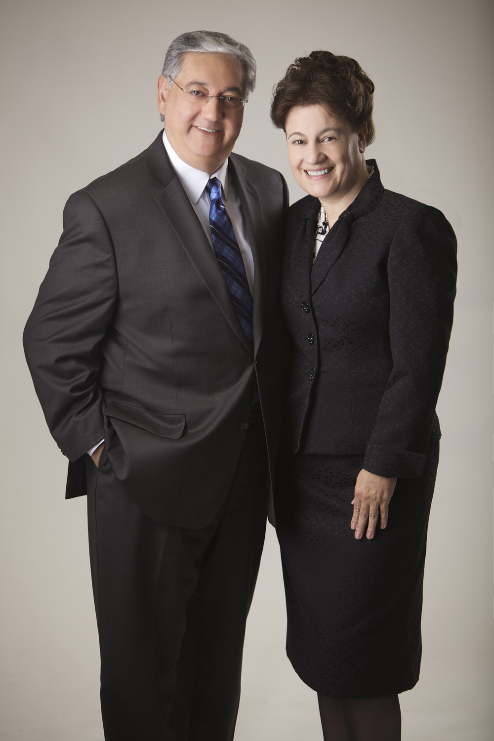 Bishop John & First Lady Sara Fortino