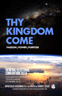 Click to Download Convention 2014 English Poster
