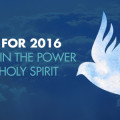 United in the Power of the Holy Spirit – Presidents Theme 2016